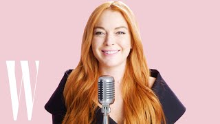 Video Lindsay Lohan Re-enacts Her 8 Favorite Mean Girls Quotes | W Magazine download MP3, 3GP, MP4, WEBM, AVI, FLV November 2018