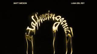 Matt Maeson - Halluciฑogenics (feat. Lana Del Rey) [Official Audio]
