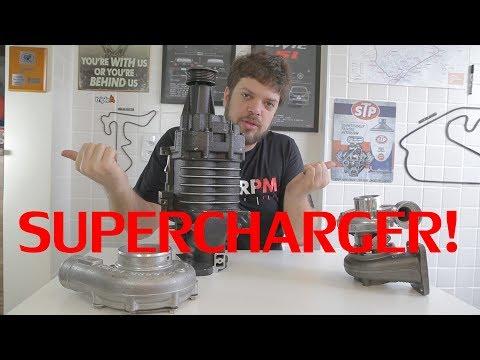 SUPERCHARGER: Como Funciona #24 - Alta RPM