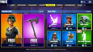 COMMENT GET FREE SKINS IN FORTNITE! FORTNITE FREE SKINS TWITCH PRIME PACK #2 EXCLUSIVE LOOT!