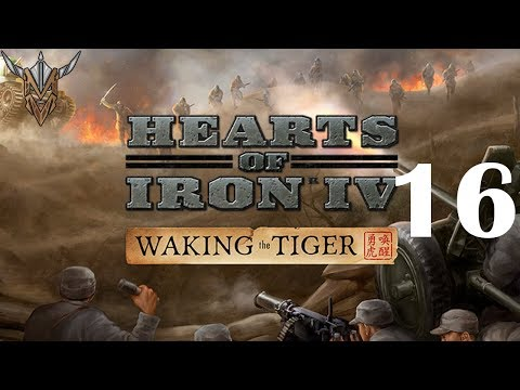 Preview Hearts of Iron IV | Waking the Tiger | Nationalist China | 16