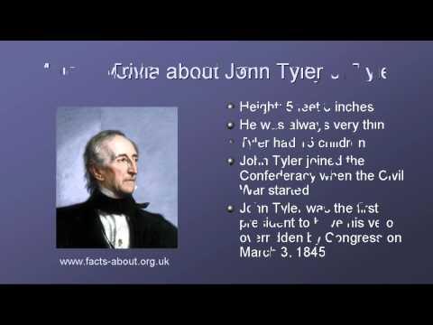 President John Tyler Biography