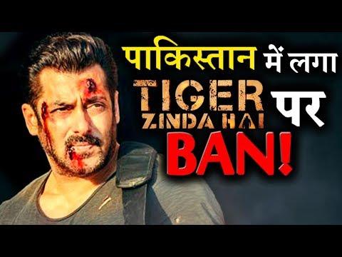 Salman Khan's Tiger Zinda Hai Banned in Pakistan?