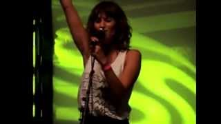 My Work Is Done -- Dragonette -- Mississauga, ON -- July 1, 2012