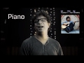 Piano | Music Video | Album Acoustic | Rupankar | 2017