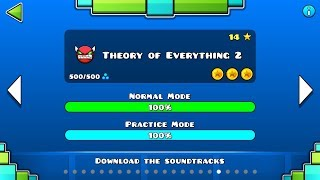 "Geometry Dash - ""Theory of Everything II"" 100% Complete - GuitarHeroStyles thumbnail"