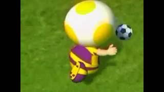 Mario Smash Football   Great Goals Clip Collection