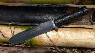 Kizlyar Supreme Survivalist X handle contents