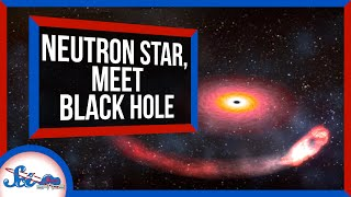 Neutron Star, Meet Black Hole