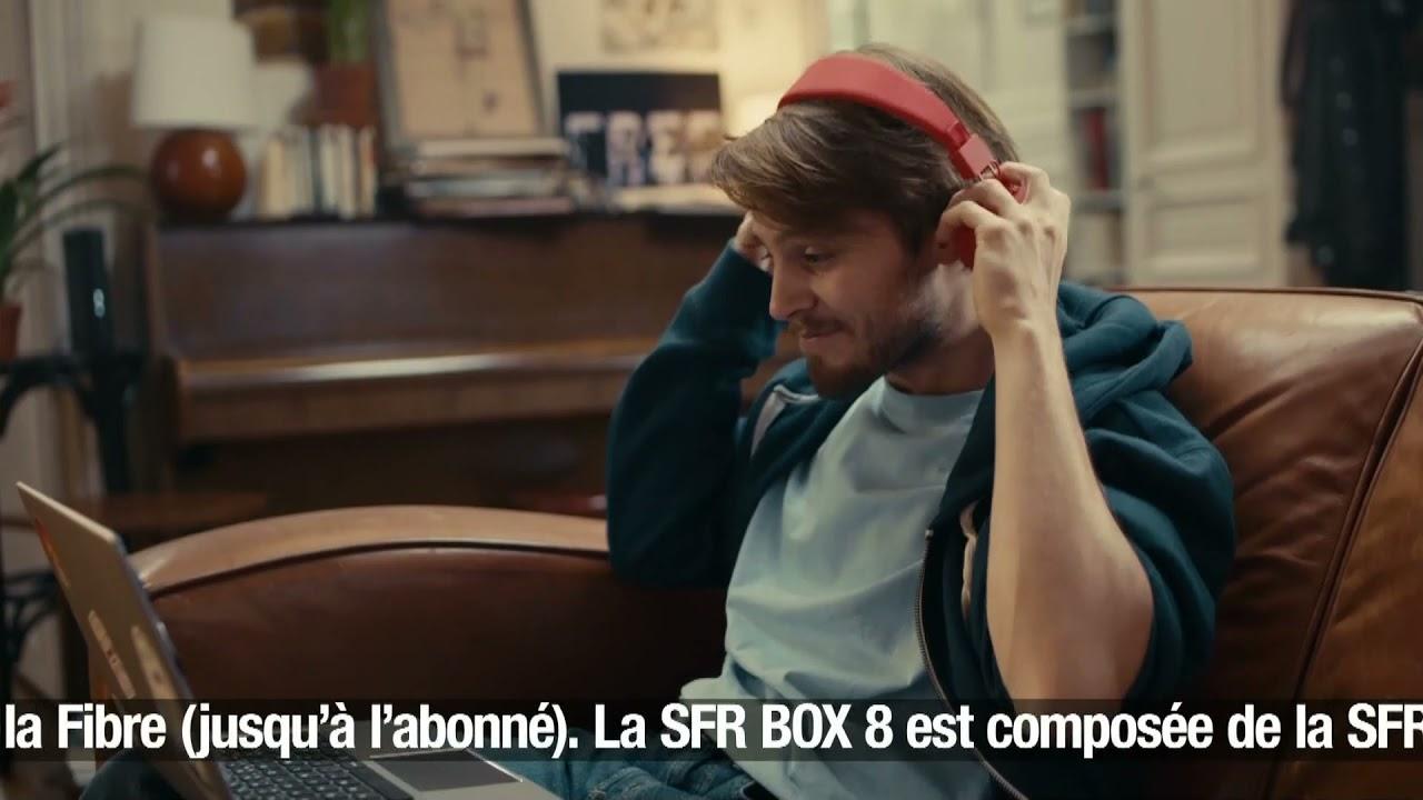 Musique de la pub   SFR Fibre – Le dimanche idéal de la coloc' 2021