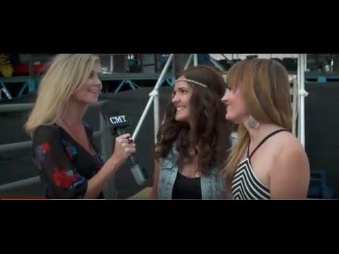 Chevy Top 20 (Host & Interviews with The Lovelocks & Aaron Pritchett at Big Valley Jamboree)