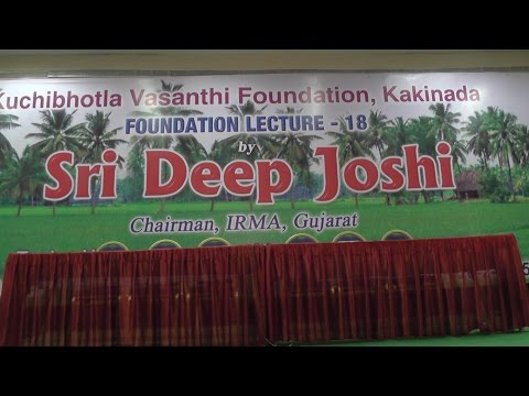 Sri Deep Joshi