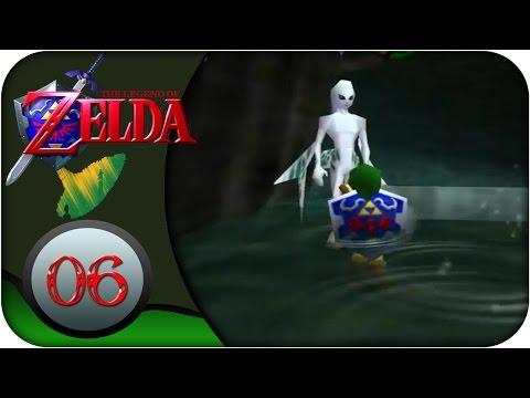 N64   Guía Zelda Ocarina of Time #6   Grandes Hadas, Dominios Zora y Escama Zora