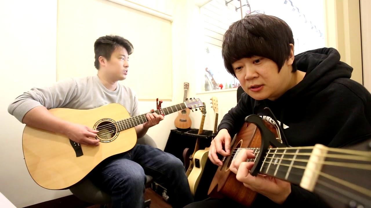[大溪柏林樂器]8 HEBE- 小幸運 正丞 COVER - YouTube