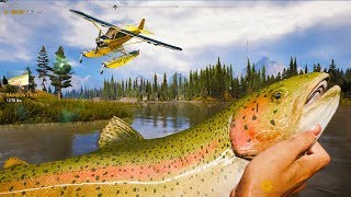 FAR CRY 5 - Fails & Funny Moments! #3  (Fishing Gone Wrong, Stealth Outpost Liberations!)