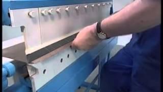 Сегментный листогиб Schechtl UK100(Демонстрация конструкции и возможностей сегментного листогиба Schechtl UK100., 2013-08-21T14:23:25.000Z)
