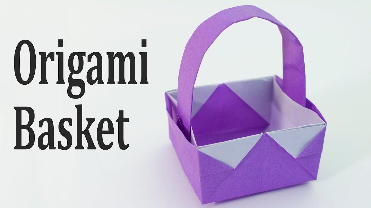 DIY Easy Paper Origami Bunny Box - DIY Tutorials | 720x1280