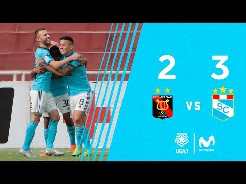 FBC Melgar 2-3 Sporting Cristal (#Liga1Movistar 2019)