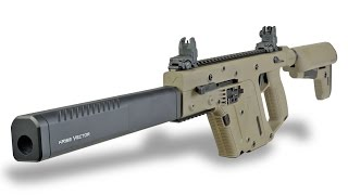NRA Gun of the Week: KRISS Vector Gen II CRB