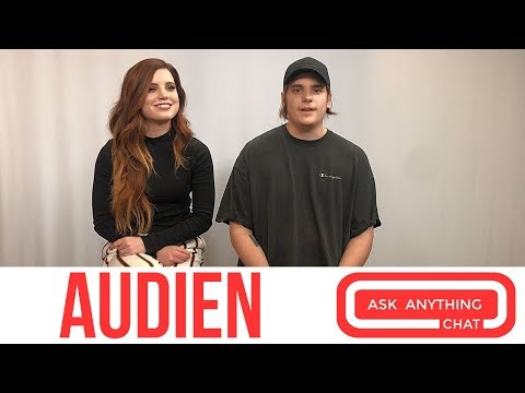 Most Requested Live with Romeo - #MostRequestedLive Ask Anything Chat: Audien and Sydney Sierota