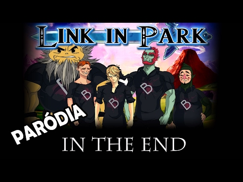Link In Park - In the End ( The Legend of Zelda Parody ) - Paródia BranimeStudios