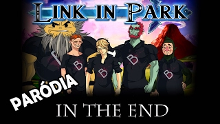 Link In Park - In the End ( The Legend of Zelda Parody ) - Paródia BranimeStudios