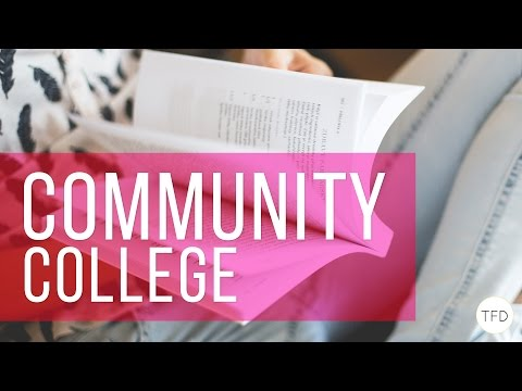 Why I Love Community College | The Financial Diet