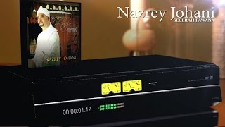 Nazrey Johani - Secerah Pawana (Official Lyric Video)