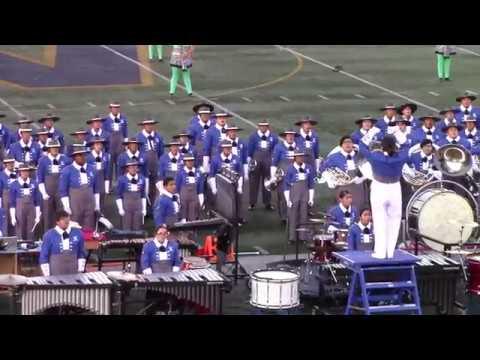"El Rancho High School Band ""Tribal Affect "" 10/07/2017."
