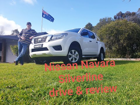Nissan Navara D23 SL Silverline drive & review