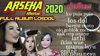 Gambar cover Arseka terbaru 2020 full album koplo gedruk Lathi,Banyu Moto,Kupuja Puja