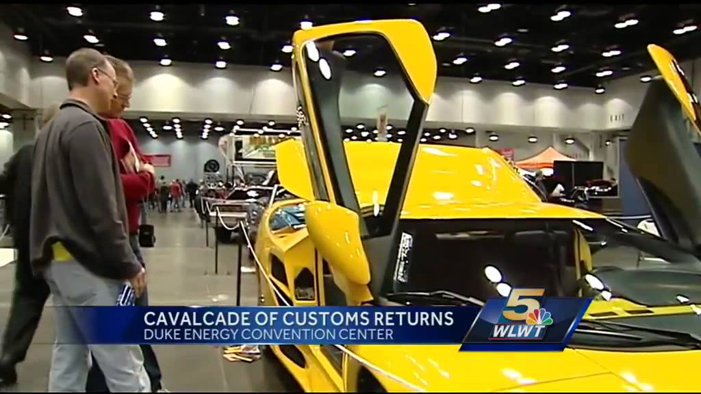 Cavalcade Of Customs Show To Return To Duke Energy Center YouTube - Car show duke energy center