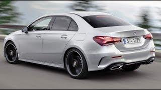 Mercedes Classe A Sedan poderá ser fabricado no Brasil - detalhes - www.car.blog.br