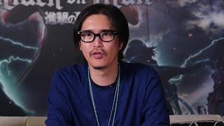 This interview took place during Anime Expo 2017 and was released i...