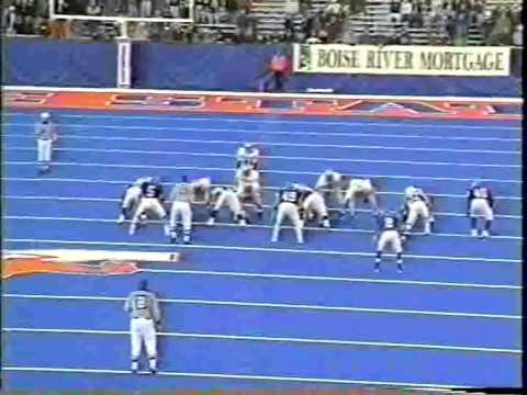 University of Idaho vs. Boise State University (Football), 11/23/1996
