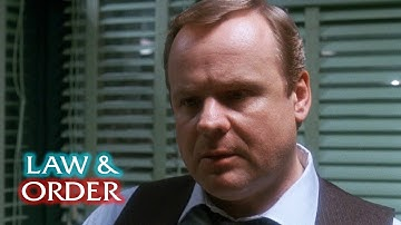 Law & Order - Greevey Wants To Be Taken Off The Case
