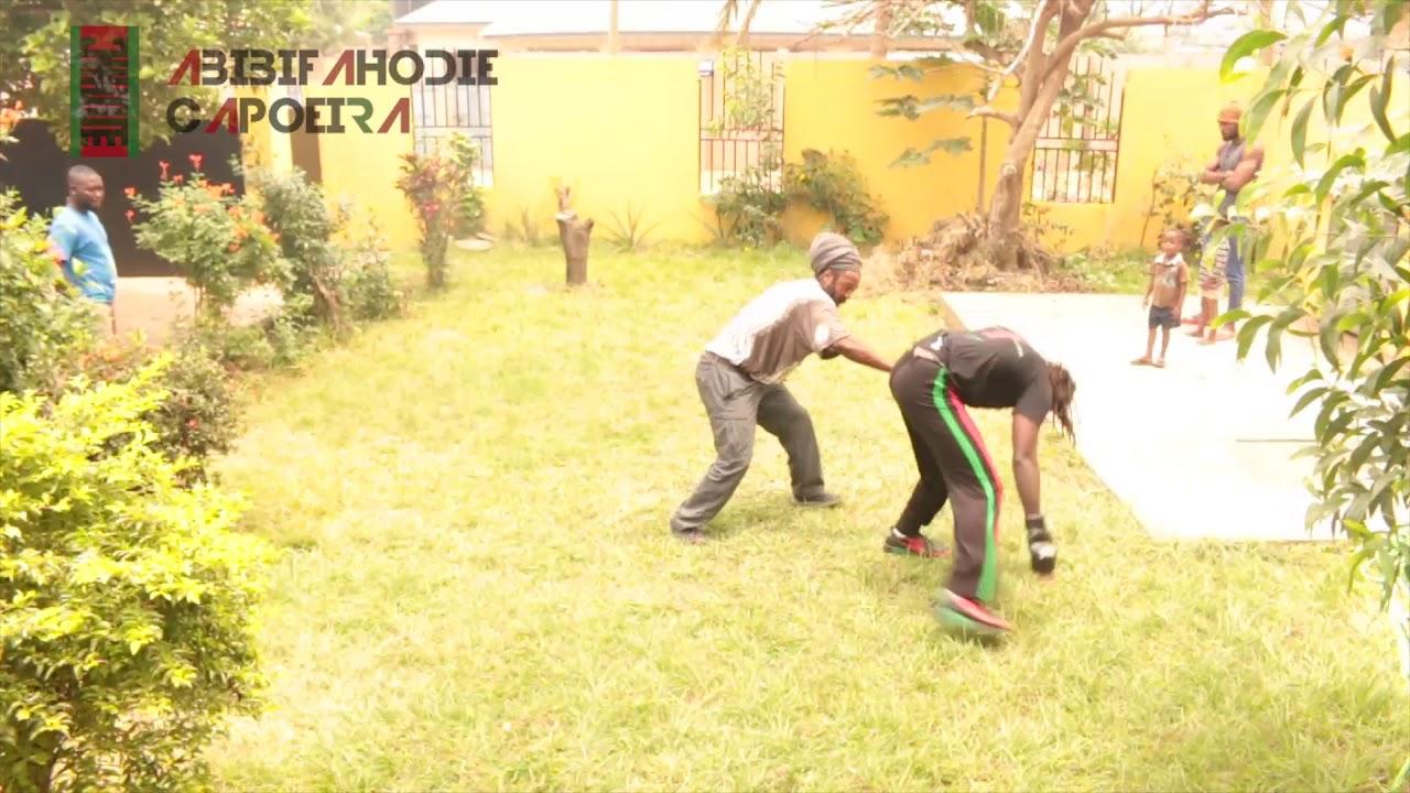 Abibifahodie Asako (Afrikan Combat Capoeira)