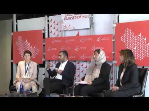Saudi Arabia Transforming:  Session 2 – Culture Shock: Saudi Vision 2030 and Social Change