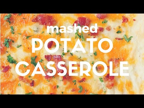 Mashed Potato Casserole recipe