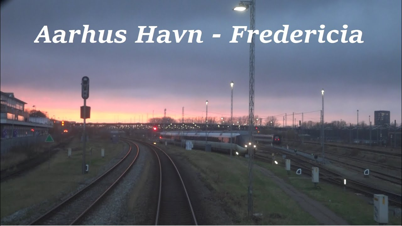 Download Führerstandsmitfahrt Dänemark / Førerrumstur Danmark:  Aarhus havn - Fredericia MZ1449