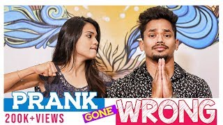 Prank Gone Wrong | Mehaboob dilse | Sahithi jadi | Bhavani | Infinitum Media