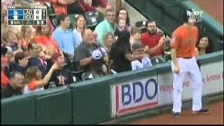 (Mike Fiers No-Hitter) Astros Game: 8/21/2015
