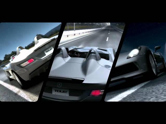 Test Drive Unlimited 2: Mercedes Trailer