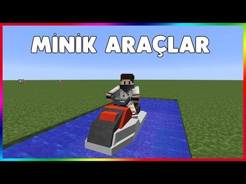 MİNİK ARAÇLAR - Minecraft Mod
