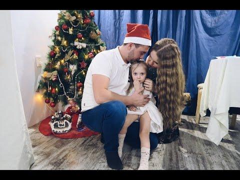 Vlogmas НОВОГОДНЯЯ НОЧЬ Дед мороз и подарки  PolinaBond