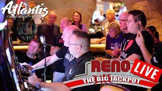 🔴 LIVE High Limit Slot Jackpots from Reno, NV | The Big Jackpot