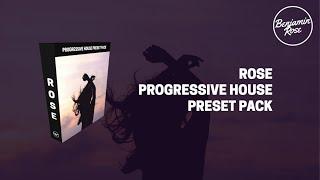 Free Progressive House 2019 Preset Pack | by Benjamin Rose