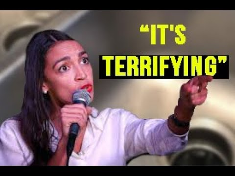 Ocasio-Cortez Seems Confused By Her Garbage Disposal?