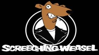 Watch Screeching Weasel Cant Take It video