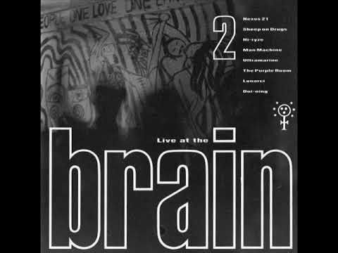 Nexus 21   Container Live @ The Brain Club London UK 1991